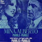 Parole Parole - Mina, Alberto