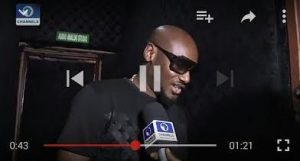 2face talks on Blackface's Allegations Of Song Theft Against Him