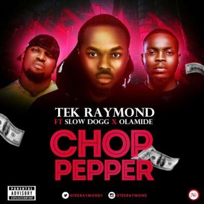 Tek Raymond - Chop Pepper ft. Olamide & Slow Dogg
