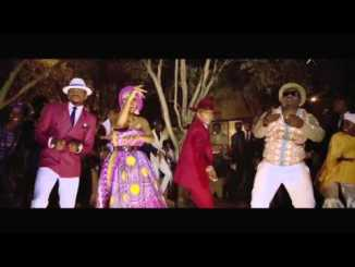VIDEO: Mafikizolo - Colors Of Africa ft. Diamond Platnumz & DJ Maphorisa