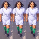 Halima Abubakar football seegist.com