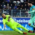 video eibar 0 4 barcelona la liga highlights