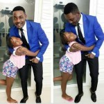 ay celebrates his beautiful daughter as she turns a year older
