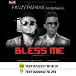VIDEO: Fanzy Papaya - Bless Me ft. Patoranking
