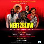 DJ MAYASKY - NEXT2BLOW MIX (VOL.1)