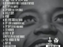 Music: Cassper Nyovest - We Living Good Ft. Tshego