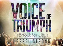 Music: Israel Strong - Voice Of Triumph   @Israelstrong3