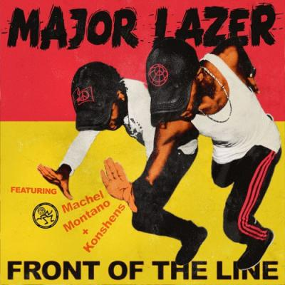 Music: Major Lazer - Front Of The Line ft. Machel Montano & Konshens