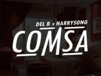 Instrumental: Del B - Comsa (Prod. by Eazibitz)