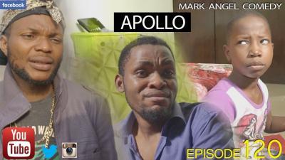 Download Comedy skit : Mark Angel Comedy Episode 120 - Apollo (Emmanuella)