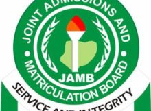 JAMB Reopens Portal For 2017 Change Of Course, Institution And Data Correction