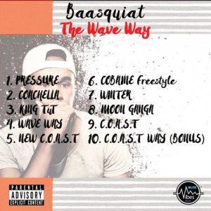 ALBUM EP: Baasquiat - The Wave Way