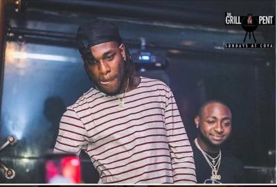 MP3 : Burna Boy Ft. Davido - Blow