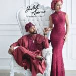 #BAAD2017 Banky W And Bride Adesua Stun In Family Photos