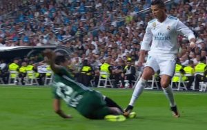 VIDEO: Real Madrid vs Real Betis 0-1 – Highlights & Goals – 19 September 2017