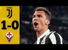 VIDEO : JUVENTUS vs FIORENTINA 1-0 ● All Goals & Highlights HD ● Serie A – 20 September 2017