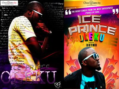 MP3 : Ice Prince Ft Brymo - Oleku