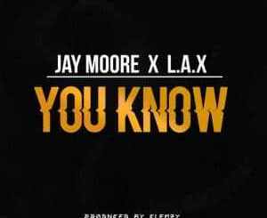 MP3 : Jay Moore X L.A.X - You Know (Prod. Clemzy)