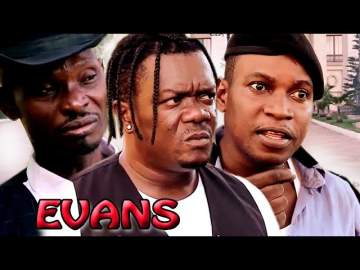 NOLLYWOOD MOVIE: Evans - City Of Crime (Part 1)