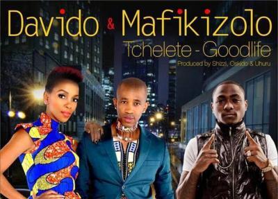 MP3 : Davido & Mafikizolo - Tchelete (Good Life) (Prod by Shizzi & Oskido)