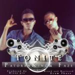 MP3 : Faze ft Patoranking - Tonite