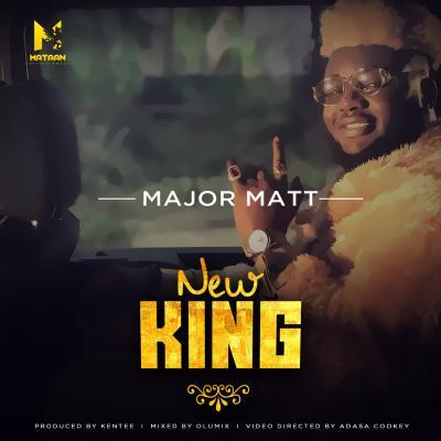 AUDIO | VIDEO: Major Matt - New King