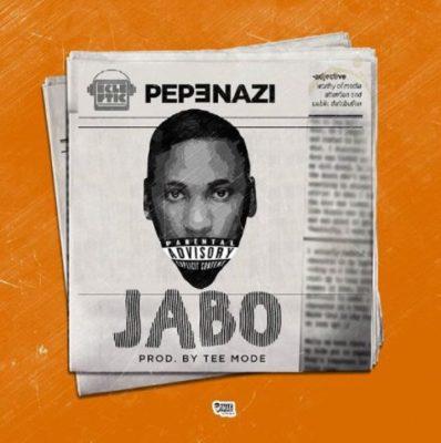 MP3 : Pepenazi - Jabo (prod. Tee MODE)