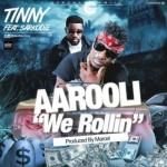 MP3 : Tinny - Aarooli Ft Sarkodie