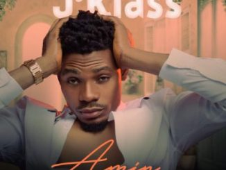 MP3 : J'Klass - Amin (Prod. by Young John)