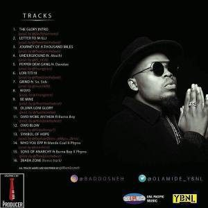 MP3 : Olamide - Be Mine