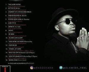 MP3 : Olamide - Symbol Of Hope