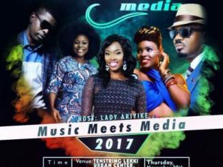 Music Meets Media Lagos 2017! Omawumi, DJ Jimmy Jatt, Yemi Alade, Paul Play, Gbenga Adeyinka, Olisa Adibua All Set