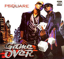 MP3 : P-Square - No One Like You