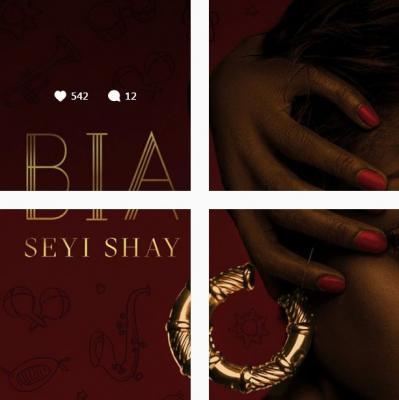 MP3 : Seyi Shay - Bia