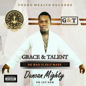 MP3 : Duncan Mighty - Hero In You Ft Thicklips