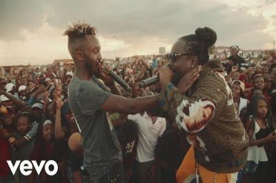 VIDEO: Kwesta - Spirit ft. Wale