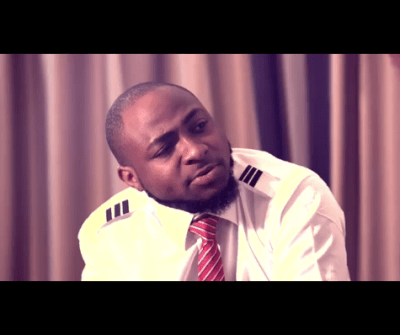 Davido Makes Foray Into Nollywood Debuts In New Movie