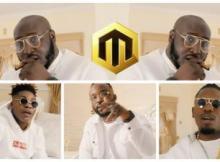 VIDEO: DJ Big N - The Trilogy ft. Reekado Banks , Iyanya x YCEE