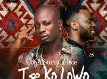 MP3: ConA'Stone x 9ice - Ise Ko Lowo
