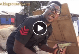 Comedy: Nigerian Police Arrest Rich Men vs Poor Men