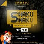 Freebeat: Shaku Shaku (Prod By Sensebeat)