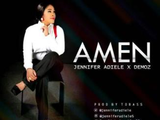 MP3: Jenifer Adiele - Amen