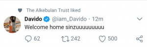 Nigerian Rapper Sinzu (Sauce Kid) Regains Freedom After Completing Jail Time