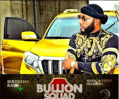 MP3: Kcee - Bullion Squad