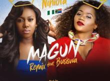Music: Niniola - Magun (Remix) Ft Busiswa