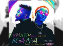 Wizkid x Olamide - Kana Instrumental (Dance Version) [Prod. Femzybeatz]