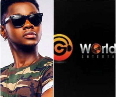 "JUST IN! ""Kizz Daniel"" New Stage Name Now Belongs To G-Worldwide"