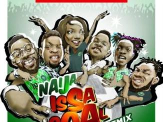 VIDEO:  Naira Marley, Falz, Olamide, Simi, Lil Kesh and Slimcase- Naija IssaGoal (Remix)