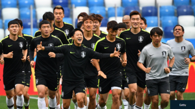 South Korea set to confuse Sweden with look-alike players