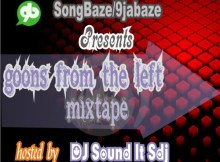 dj sound it goons from the left